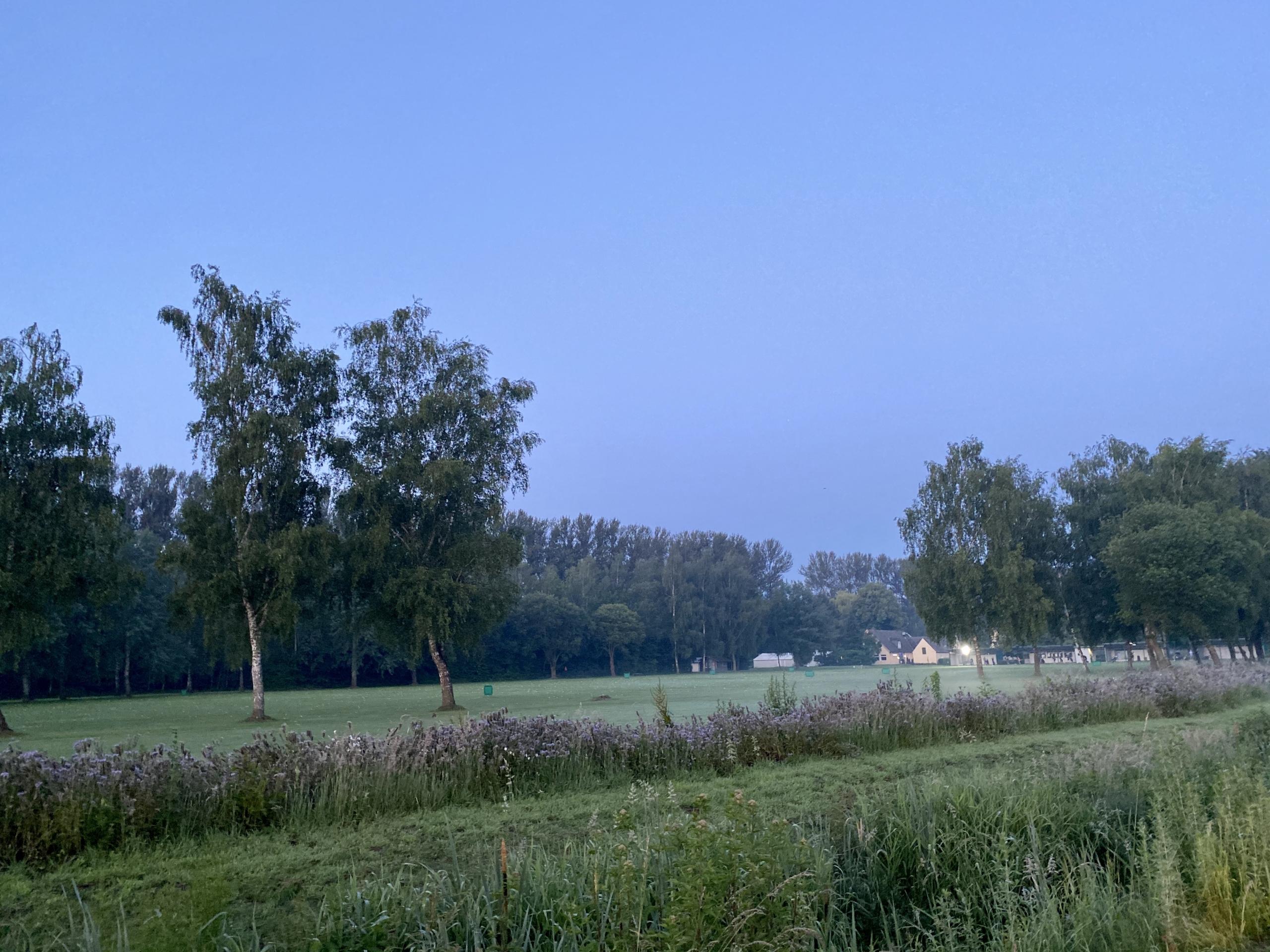 Sonnenwendturnier 2020 - Anfahrt im Morgengrauen
